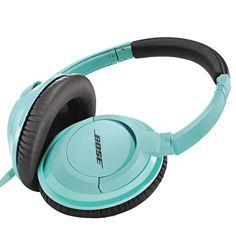 $119 Bose SoundTrue Headphones Around-Ear Style, Mint.  perfect for travel.
