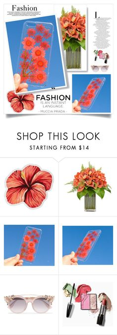 """ForbiddenFlowers 4"" by miinni ❤ liked on Polyvore featuring LaMont, Frontgate and Jimmy Choo"