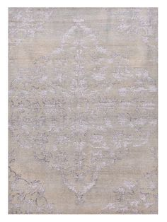 Luxury Medallion Hand-Knotted Rug by Jaipur Living Rugs at Gilt