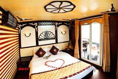 Deluxe Bay View Cabin - Ha Long Bay  pystravel.com