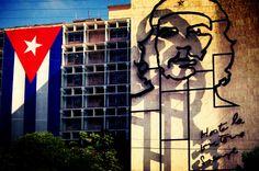 Plaza de la revolucion, La Habana Cuba