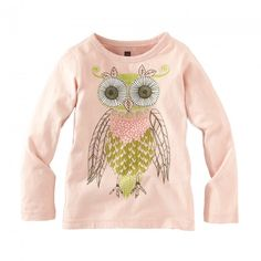 Who doesn't love an owl tee?  This one from Tea is just a hoot!