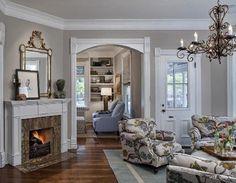 Living Room by Buckingham Interiors & Design