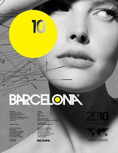 Barcelona Magazine #graphic #design