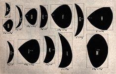 A. Calder, blueprint for abstract mobile