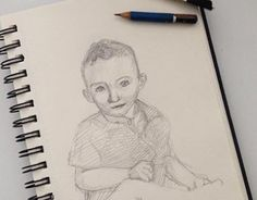 """Check out new work on my @Behance portfolio: """"baby's study"""" http://be.net/gallery/44032437/babys-study"""