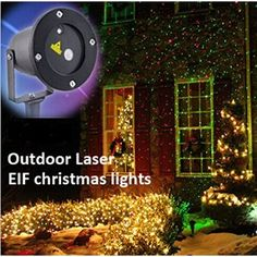 #Christmas For sale Waterproof Outdoor Christmas Lights Elf Laser Projector Red Green Moving lights for Christmas Gifts Idea Deals . For the reason that Christmas  season sales techniques in, it truly is time to take into account what treat you will end up supplying a special someone this year. Giving something with a affectionate ...