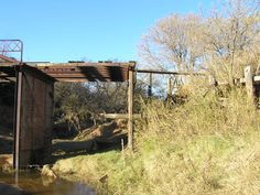 Coldwater Creek Bridge, Garfield Co.