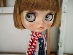 OOAK Custom Blythe by Another Blythe : Taylor by AnotherBlythe