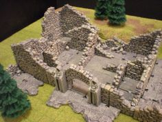 dwarven forge and hirst arts