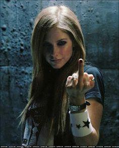 La voce nel deserto: Avril Lavigne Im With You