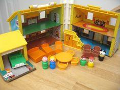 yo tenía esta casita :)