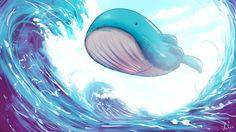 Flying Wailord! by jkz123pl.deviantart.com on @DeviantArt