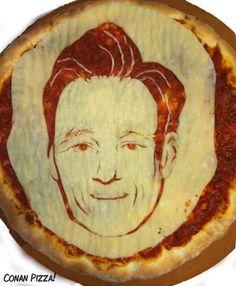 Conan Pizza - Coco MoCA @ TeamCoco.com