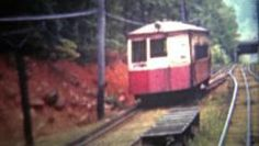 1952: Lookout mountain incline railway has changed little since 1895 when it was. http://www.pond5.com/stock-footage/52043625?ref=StockFilm keywords:16mm, 1952, 50s, 8mm, Americana, Fifties, advertisement, amateur, archive, campaign, candidate, chattanooga, commercial, conservative, democratic, destination, documentary, editorial, election, epoch, era, film, footage, home, incline, integrity, lookout, marketing, memory, mountain, movie, nostalgia, park, political, public, railway…
