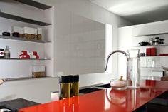 EL_01 #kitchen designed for @Elma Riedstra cucine  | #Palomba #design #details