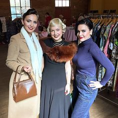 Too much love and passion for all things glamorous ✨ Nostalgia is what bought us together  This day couldn't be more perfect with the vintage angel @katielouiseford and sweetheart @rebekah_la_recherche  Life is so sweet ✨