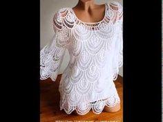 crochet shrug| how to crochet vest shrug free pattern tutorial for beginners 17 - YouTube