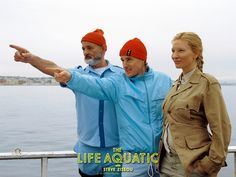 team zissou   BUT save this one for when you're in a particularly quirky mood.