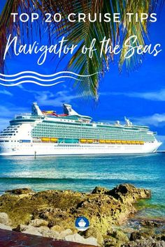 Royal Caribbean's newly amplified Navigator of the Seas is the cruise line's latest ship to be updated. With two sailings under our belt this summer, we are back with our Top 20 Navigator of the Seas Cruise Tips! Cruise Checklist, Cruise Tips, Cruise Travel, Cruise Vacation, Vacations, Royal Caribbean Ships, Royal Caribbean Cruise, Cruise Excursions, Cruise Destinations