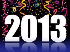 New Year's Resolutions for the Country 2013