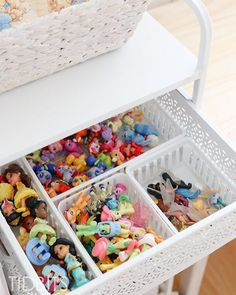 Fun fact of the day:  I was playing the blogger Pinterest game today (psst. not very fun), and realized my top performing pin for a long time has been this image. What the!!! Apparently pinners really like to see toys organized. My girls share a very small room and we attempt to keep the clutter organized with dollar store containers and this cute white rolling cart from @worldmarket .  While I am at it, I'll enter the #DiscoverWorldMarket image contest. Check out @ellaclaireblog feed to get…