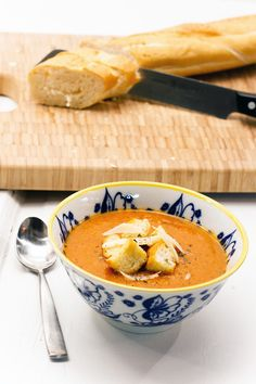 This soup is one of those great little cooking secrets. Serve it to company, and they'll think you spent hours perfecting the flavor. Really though, it takes less than 30 minutes to make.The tomato soup is fancied up just enough by the artichokes – tasty, but not pretentious. If you ...