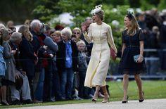 Elegância e glamour no casamento de Pippa Middleton