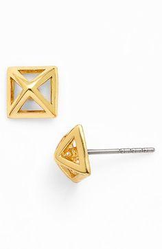 Rebecca Minkoff Cutout Stud Earrings | Nordstrom