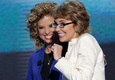 """""""Former Rep. Gabrielle Giffords, after reciting the Pledge of Allegiance with Democratic National Committee Chairwoman Rep. Debbie Wasserman Schultz of Florida, in Charlotte, North Carolina, on September 6, 2012"""" -- The Atlantic"""