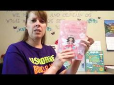 (145) Little Sticker Dolly Dressing Fairies - YouTube