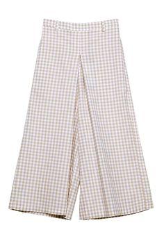 Fresco - Pantalones de cuadros para no pasarte de la raya. #streetstyle #style #trousers