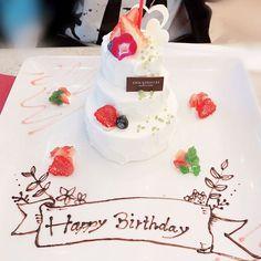 アニヴェルセルカフェ表参道 公式さん(@anniversaire_cafe) • Instagram写真と動画 Cake, Birthday, Desserts, Instagram, Food, Tailgate Desserts, Birthdays, Deserts, Kuchen