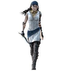 Dragon Age Video Game Wall Graphics: Isabella Cutout Wall Art