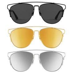 Sweden Reflective Mirror Sunglasses In SILVER