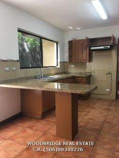 Escazu San Jose casa alquiler $1.800 en linda comunidad, vea link