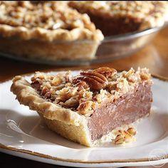 German Chocolate Coconut Pecan Pie from Pillsbury™ Baking