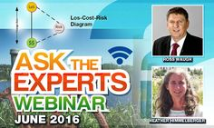 """On 30 June Ross Waugh and Heather Himmelberger held another """"Ask the Expert"""" webinar - Levels of Service-Cost-Risk and Asset Management Plan Asset Management, How To Plan, June"""
