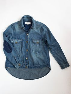 The Great - The Shirt Jacket - Autow Denim