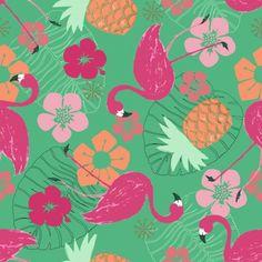 Sarah Jane Langlois | Make It In Design | Surface Pattern Design | Summer School 2015 | Soft Pop / Bright Retro | Beginner Creative Brief