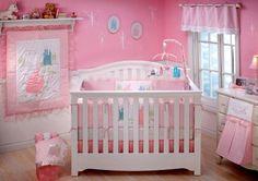 New Disney Princess 9 Piece Nursery Crib Bedding Set Comforter Bumper Mobile ++