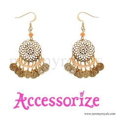 Accessorize UK. The Duchess of Cambridge has these earrings.