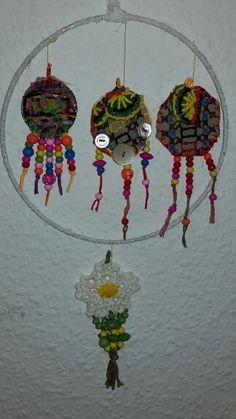 No apron remains hippie pendant stiching