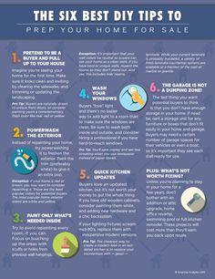 6 Best DIY Tips to Prep Your Home for Sale - Tim Renshaw - Cumming, GA Real Estate #homesellingtips