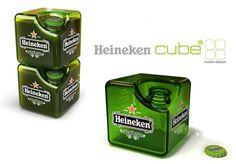 Design Heineken Cube Concept