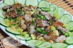 Sinuglaw Recipe http://www.pinoyrecipe.net/sinuglaw-recipe/