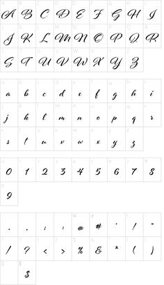 Download - Al Fresco Bold font character map for free!
