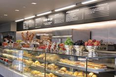 The grab and go counter at Bannock is open for breakfast, lunch and dinner seven days a week