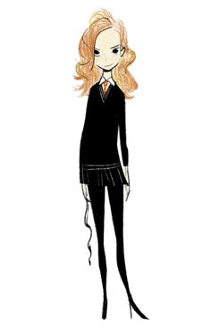 Gryffondor girl