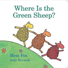 Where is the Green Sheep cover art